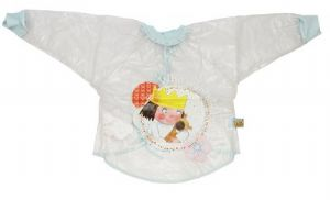 Little Princess Flowers Painting Smock